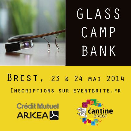 Logo Glass Camp Bank