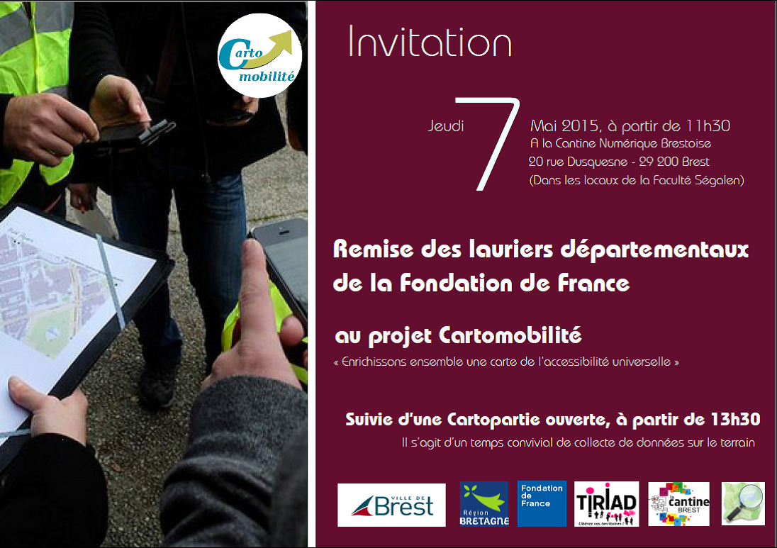 Invitation-fondation de france